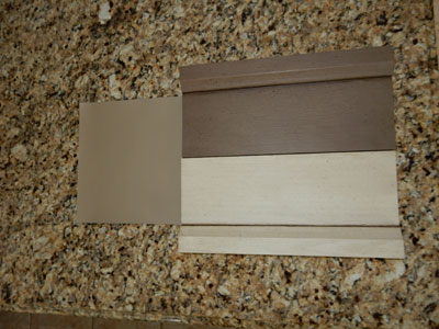 Sample boards