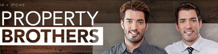 Property Brothers Banner