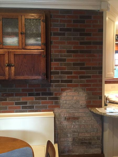 Bricks before