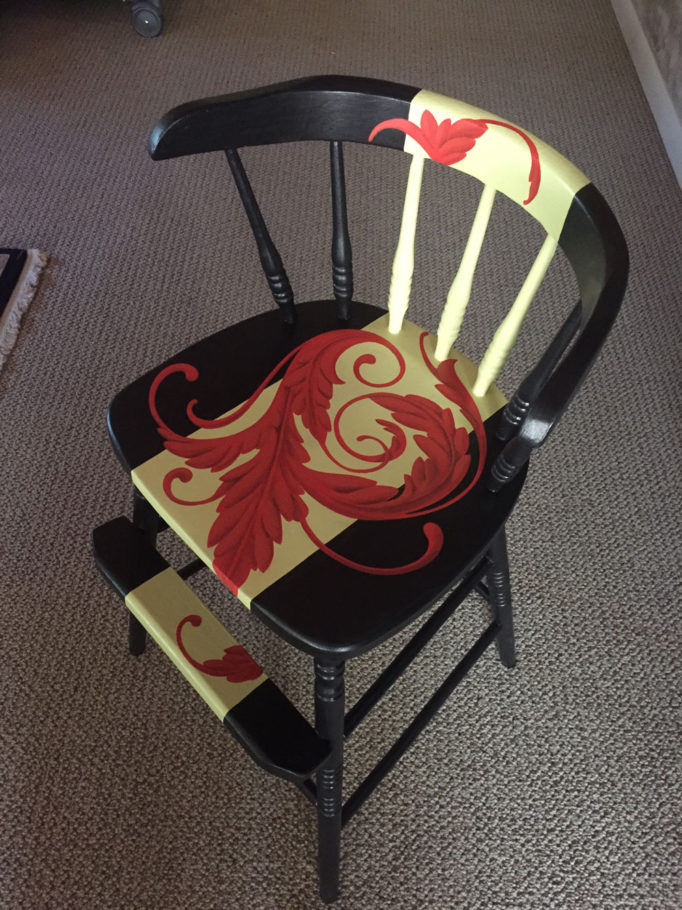 Chair Close Up