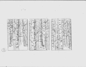 Preliminary Art Work Sketch
