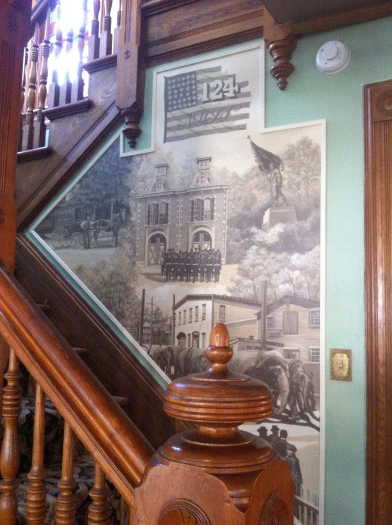 Middletown Home Mural
