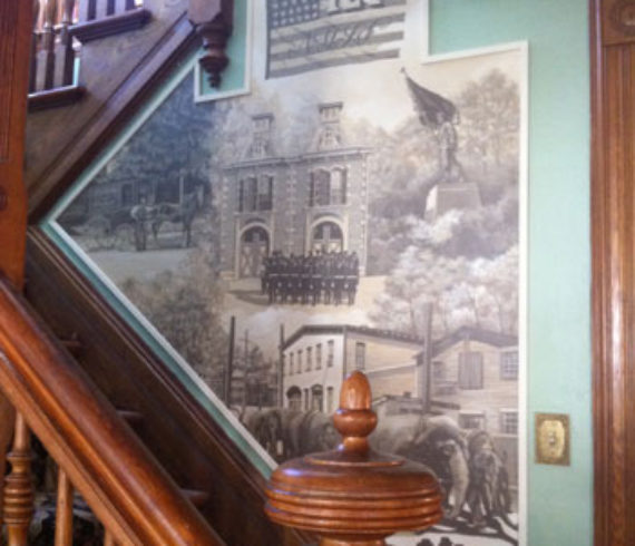 Middletown Home Mural