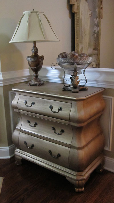 Bombay chest after