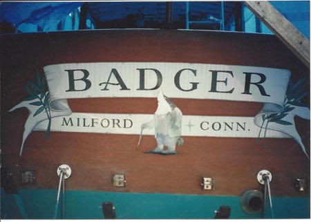 Boat Lettering 1