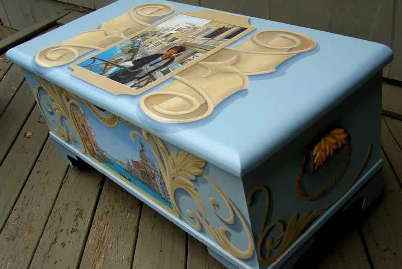 Venice Chest Full view