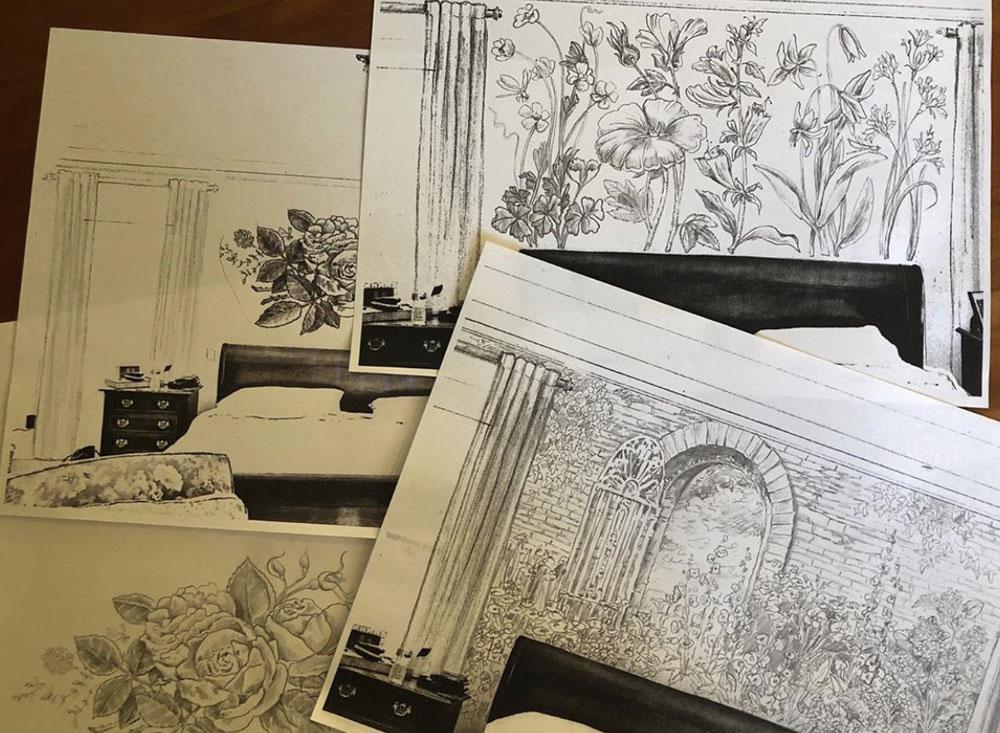 Inspriation sketches