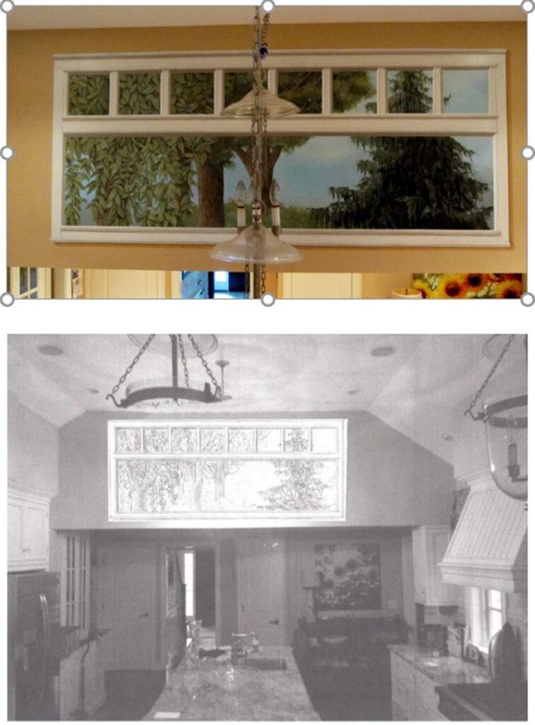 """Kitchen """"window"""""""
